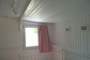 Schlafzimmer Fensterblick